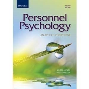 Picture of Personnel Psychology