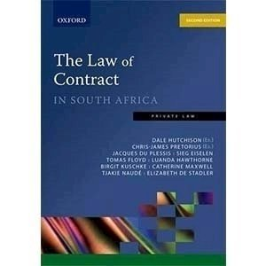 Picture of  Law of Contracts in SA