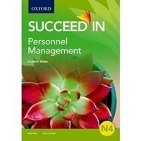 Picture of Succeed in Personnel Management N4