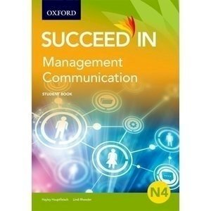 Picture of Succeed in Management Communication N4