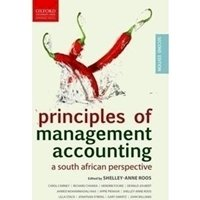 Picture of  Principles of Management Accounting : A South African Perspective