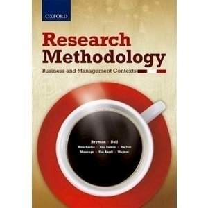Picture of Research Methodology - Business and Management Contexts