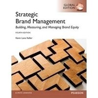 Picture of Strategic Brand Management Building, Measuring and Management brand equity