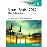 Picture of Visual Basic 2012 How to Program