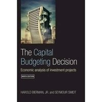Picture of Capital Budgeting Decision - Economic Analysis of Investment Projects