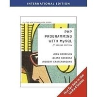 Picture of  PHP Programming with My SQL : Web Technologies Series (US Edition )