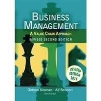 Picture of  Business Management a value chain approach
