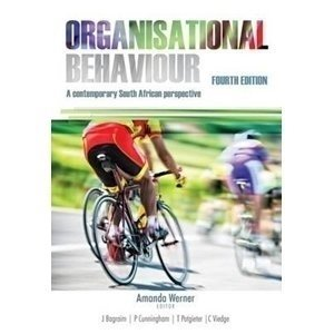 Picture of  Organisational Behaviour: A Contemporary SA Perspective