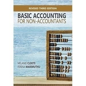 Picture of Basic Accounting for Non-Accountants - revised 3rd Edition