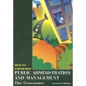 Picture of Public Administration and Management - Grassroots