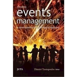Picture of  Events Management - A developmental and managerial approach
