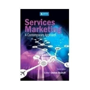 Picture of  Services Marketing - A Contemporary Approach