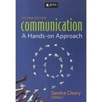 Picture of Communication :  A Hands-on Approach