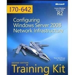 Picture of MCTS Self-paced Training Kit (Exam 70-642): Configuring Windows Server 2008 Network Infrastructure