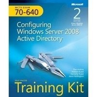 Picture of MCTS Self-paced Training Kit (Exam 70-640): Configuring Windows Server 2008 Active Directory