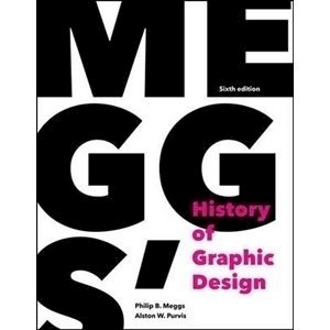 Picture of Megg's Histroy of Graphic Design.