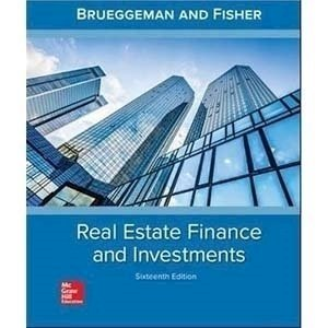 Picture of Real Estate Finance and Investments