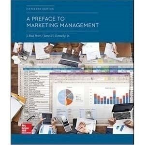 Picture of Preface to Marketing Management
