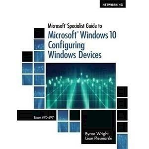 Picture of Microsoft Windows 10 - Configuring Windows Devices