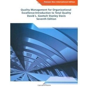 Picture of  Quality Management for Organizational Excellence
