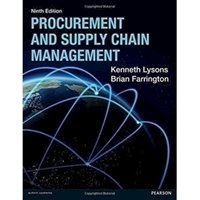 Picture of e-Book - Procurement & Supply Chain Management