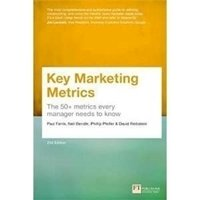 Picture of  Key Marketing Metrics: 50+ metrics every manager should know
