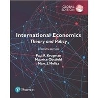 Picture of International Economics: Theory and Policy, Global Edition