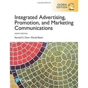 Picture of  Integrated Advertising, Promotion, and Marketing Communications, Global Edition