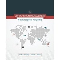 Picture of  Supply Chain Management Logistics Perspectives