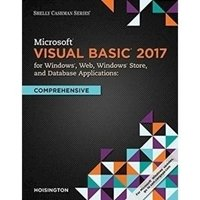 Picture of Microsoft Visual Basic 2017 for Windows, Web, and Database Apps