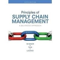 Picture of  Principles of Supply Chain Management: A balanced approach