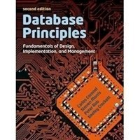 Picture of Database Principles: Fundamentals of Design, Implementations and Management