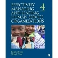 Picture of Effectively Managing and Leading Human Service Organizations