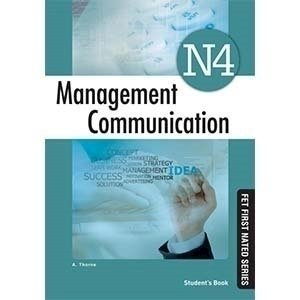 Picture of Management Communication N4
