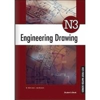 Picture of  Engineering Drawing  - N3 - Student's Book: Print on demand title - delivery 2 - 3 weeks