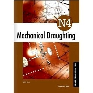 Picture of  Mechanical Draughting  - N4 - Student's Book: Print on demand title - delivery 2 - 3 weeks