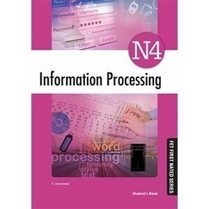 Picture of Information Processing N4