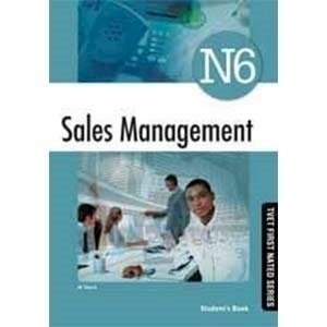 Picture of Sales Management N6