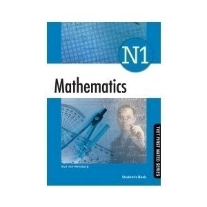Picture of Mathematics N1 - SB