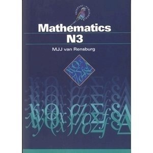 Picture of  Mathematics - N3 - Student's Book: Print on demand title - delivery 2 - 3 weeks