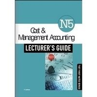Picture of Cost and Management Accounting N5 LG