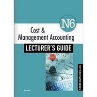 Picture of Cost and Management Accounting N6 LG