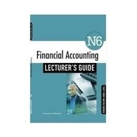 Picture of Financial Accounting N6 New ISBN