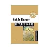 Picture of Public Finance N5 - Lg
