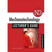 Picture of Mechanotechnology N3 Lecturer's Guide