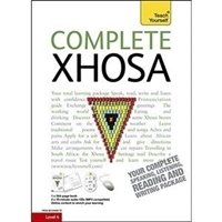 Picture of  Teach Yourself Complete Xhosa