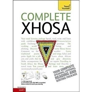 Picture of Teach Yourself Complete Xhosa - OUT OF STOCK UNTIL FURTHER NOTICE