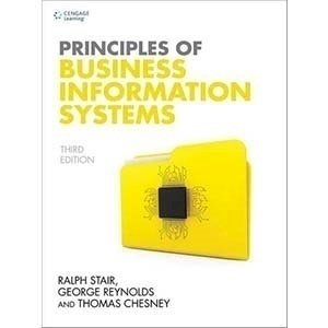 Picture of Principles of Business Informatiion Systems 3E