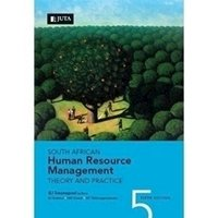 Picture of South African Human Resource Management - Theory and Practice (includes supplementary material on CD) (2014 - 5th edition)