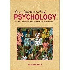 Picture of  Developmental Psychology